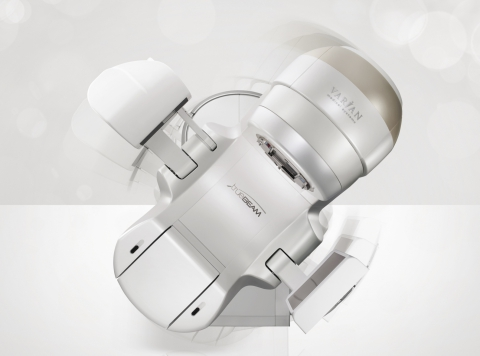 Varian TrueBeam™ in der Strahlentherapie Leonberg